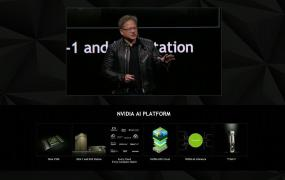 Jensen Huang, CEO of Nvidia