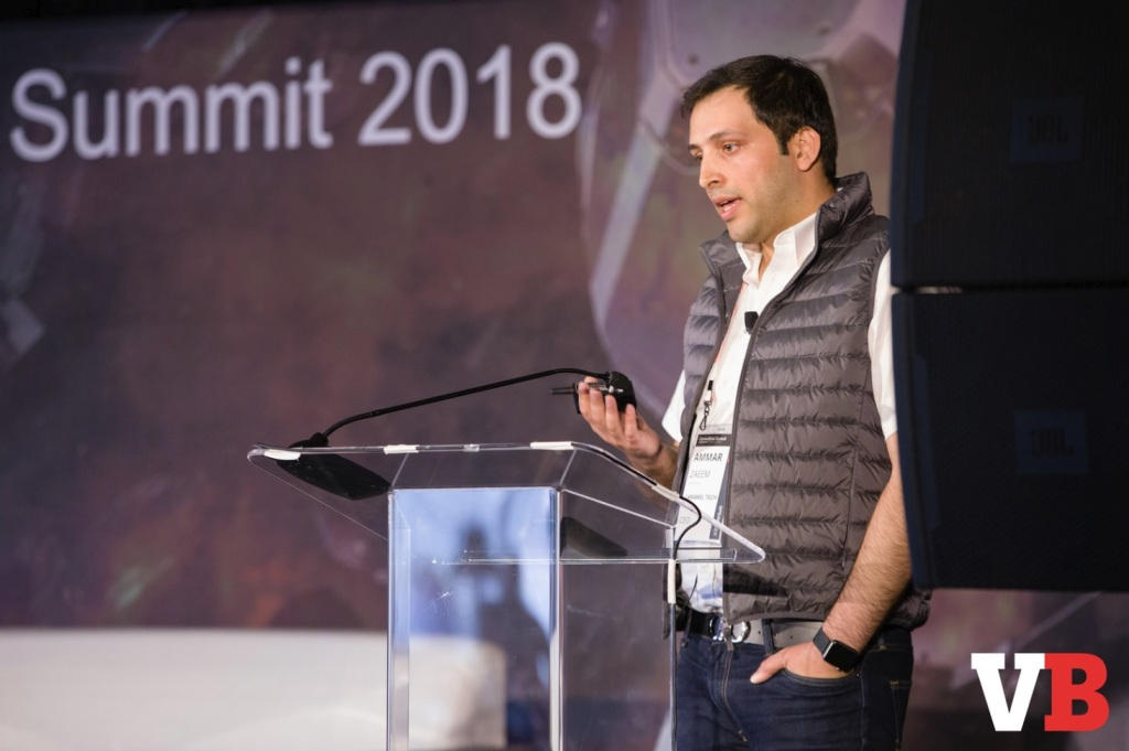Ammar Zaeem of Caramel Tech Studios.