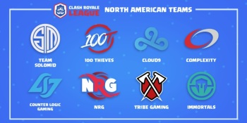 Clash Royale League will kick off August 20 with a $1 million prize pool