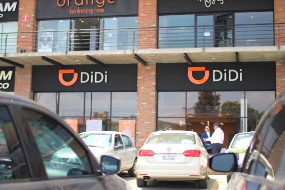 DiDi's new Driver Center in Toluca