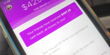 PayPal joins $44 million investment in card-linked cashback startup Dosh