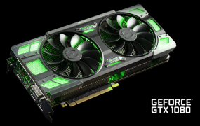 The GTX 1080 is affordable again ... for now.