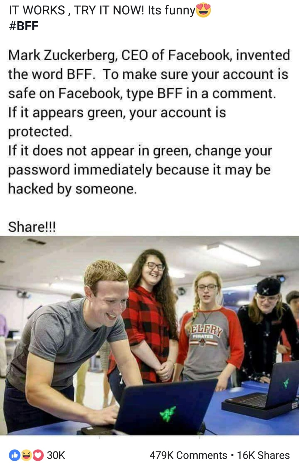 ProBeat: My Facebook News Feed has been hijacked by ...
