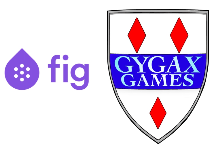 Fig is going to make games off D&D co-creator Gary Gygax's unpublished works.