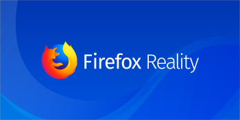 Firefox Reality VR browser now lets users sync bookmarks, send tabs, and use Bluetooth keyboards