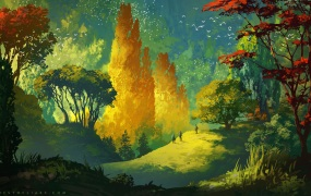 Forest of Liars.