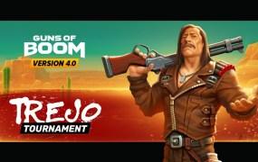 Guns of Boom's Trejo Tournament.