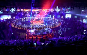 H1Z1's big tournament will take place on a circular stage in Las Vegas.