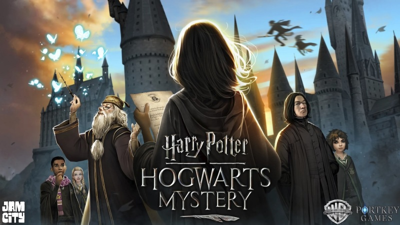 Harry Potter: Hogwart's Mystery debuts on April 25.