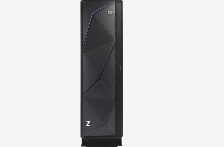 IBM's skinny mainframe.