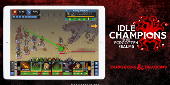 Idle Champions of the Forgotten Realms is tapping its way to tablets in Q2 (updated)