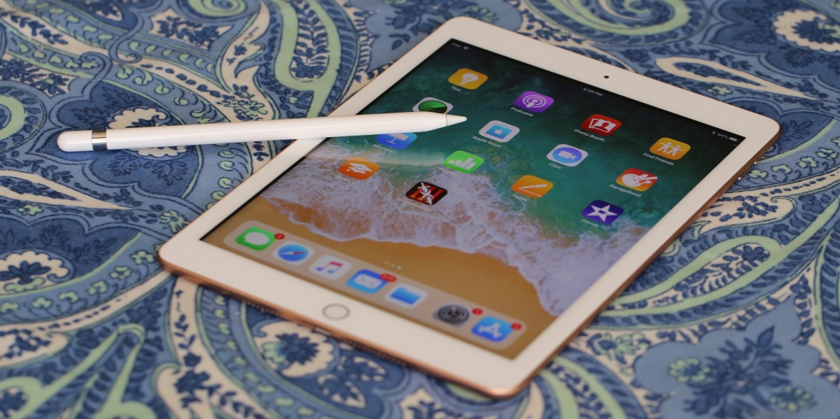 Apple 2018 iPad review: OK for schools, great for everyone