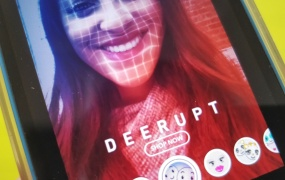 Snapchat: Shoppable AR