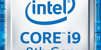 Intel aims 8th Gen Core i9 processors at mobile gamers and content creators