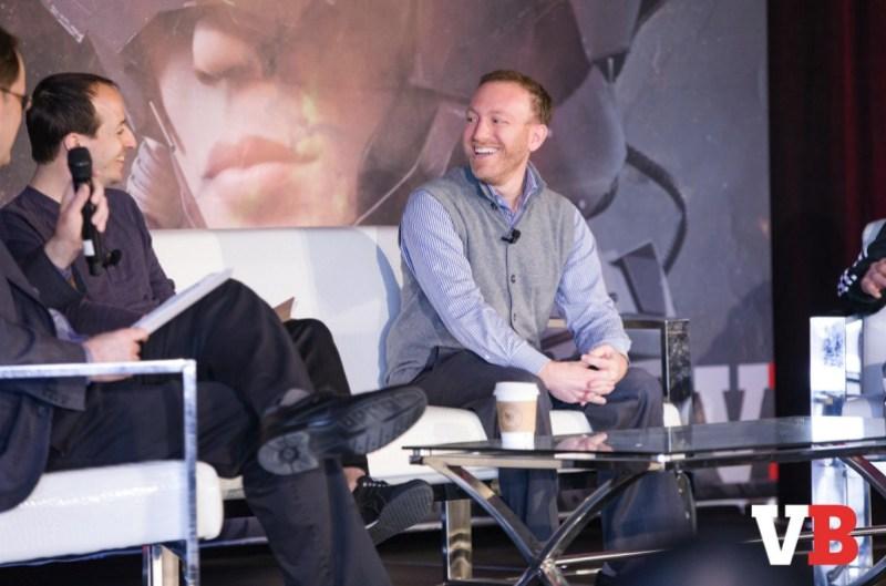 Greg Milken of March Capital Partners at GamesBeat Summit 2018.