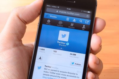 Twitter is locking out those who change their birth dates, users say