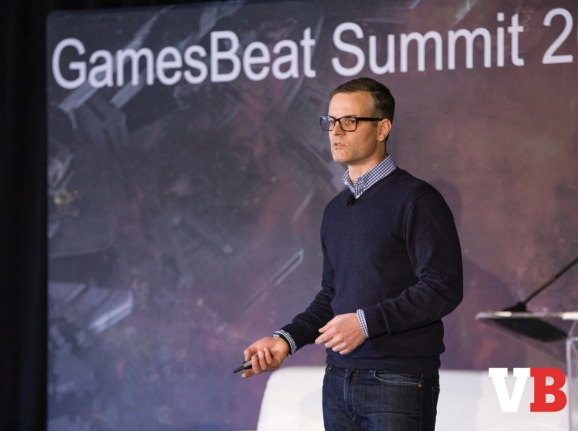 Joost van Dreunen talks about the future of games at GamesBeat Summit 2018.