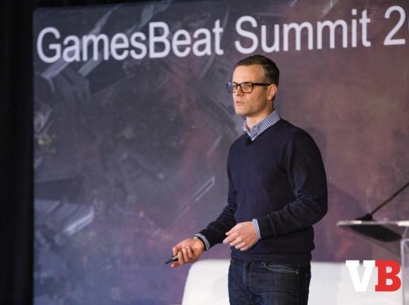 Joost van Dreunen talks about the future of games at GamesBeat Summit 2018.