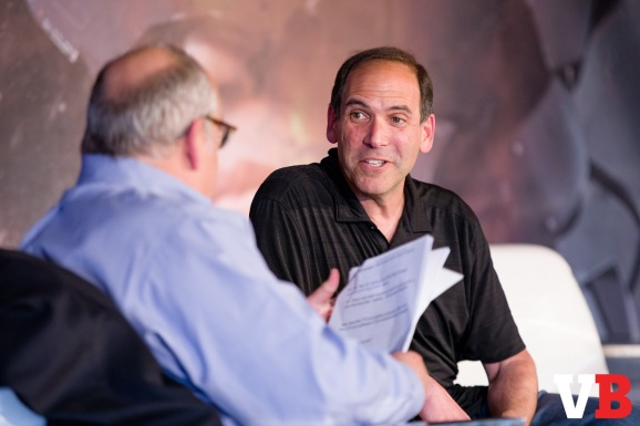Ken Moss, chief technology officer at Electronic Arts, speaks with Mike Vorhaus in a fireside chat.