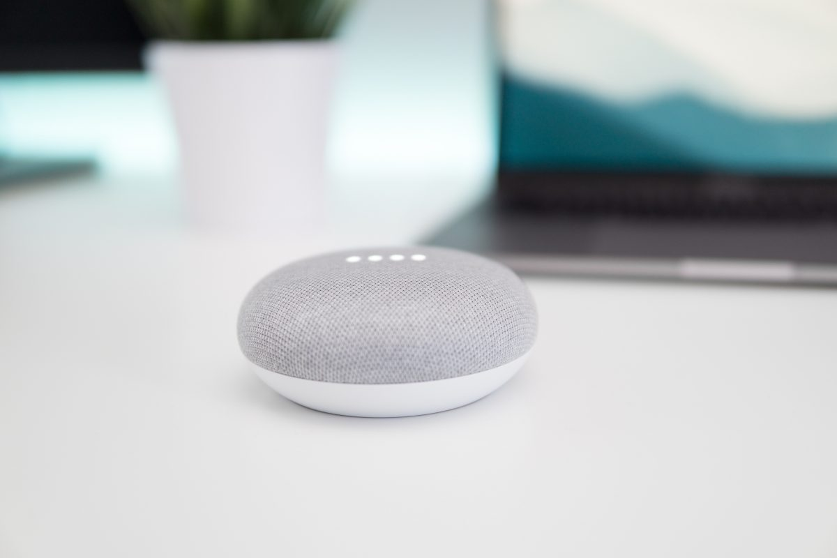 photo image Vocalize.ai: Google Home handles accents better than Echo or HomePod
