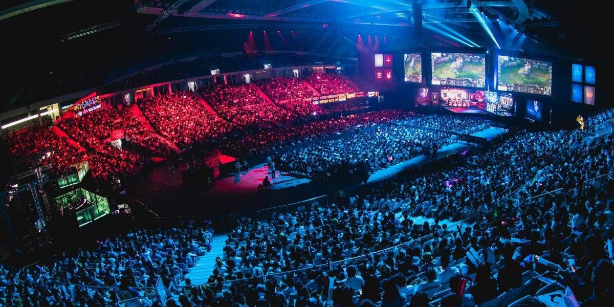 League of Legends Worlds 2017