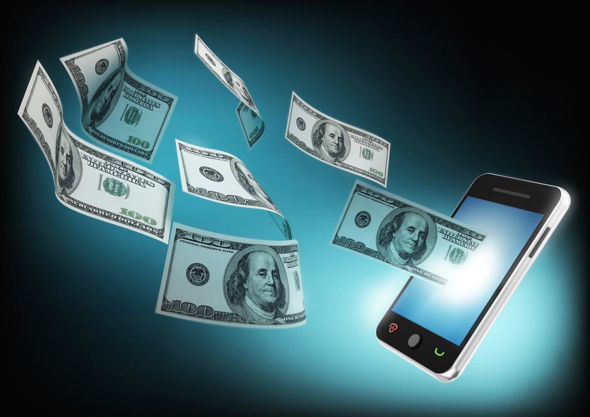Заработок денег на приложениях