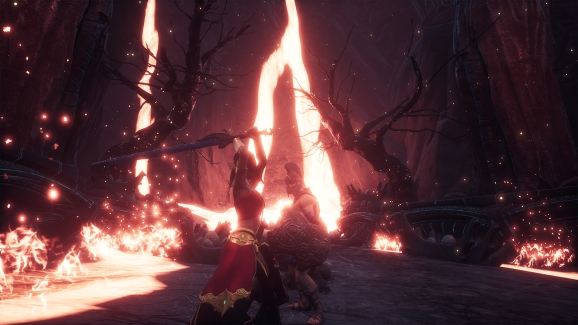 conan exiles how to use volcanic forge