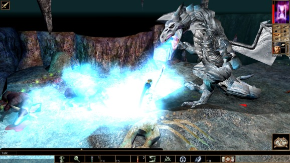 Beamdog didn't freeze when it came to reaching out to the community for its Enhanced Edition of Neverwinter Nights.