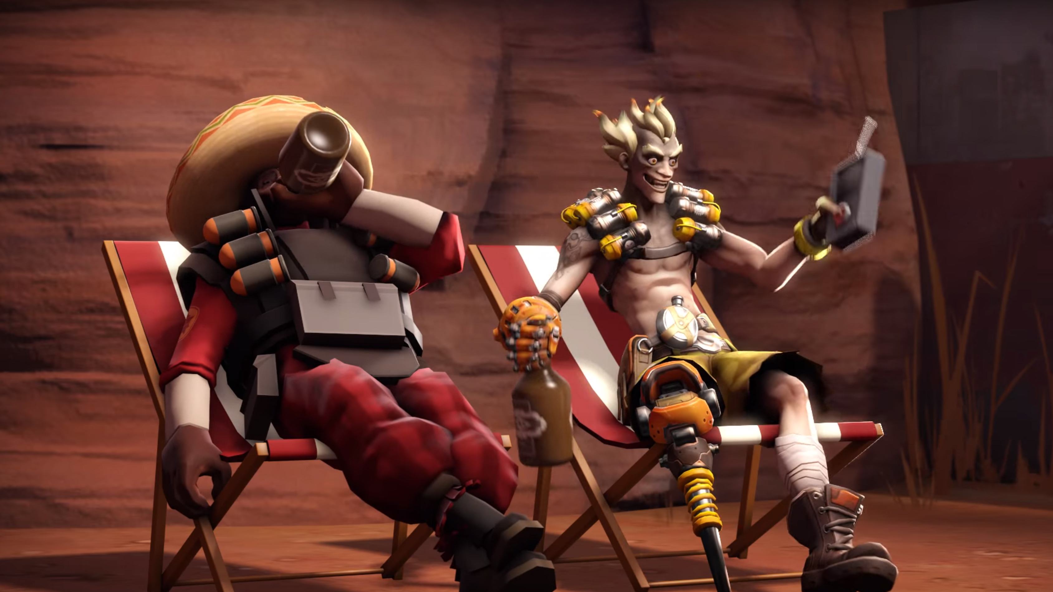Team Fortress 2 The Dream Fight Is Real Thanks To This Incredible Fan Animation