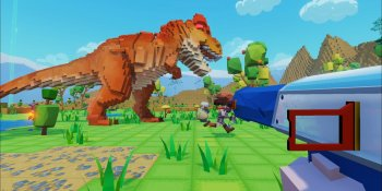 Family-friendly PixArk is a smart remix of Ark: Survival Evolved