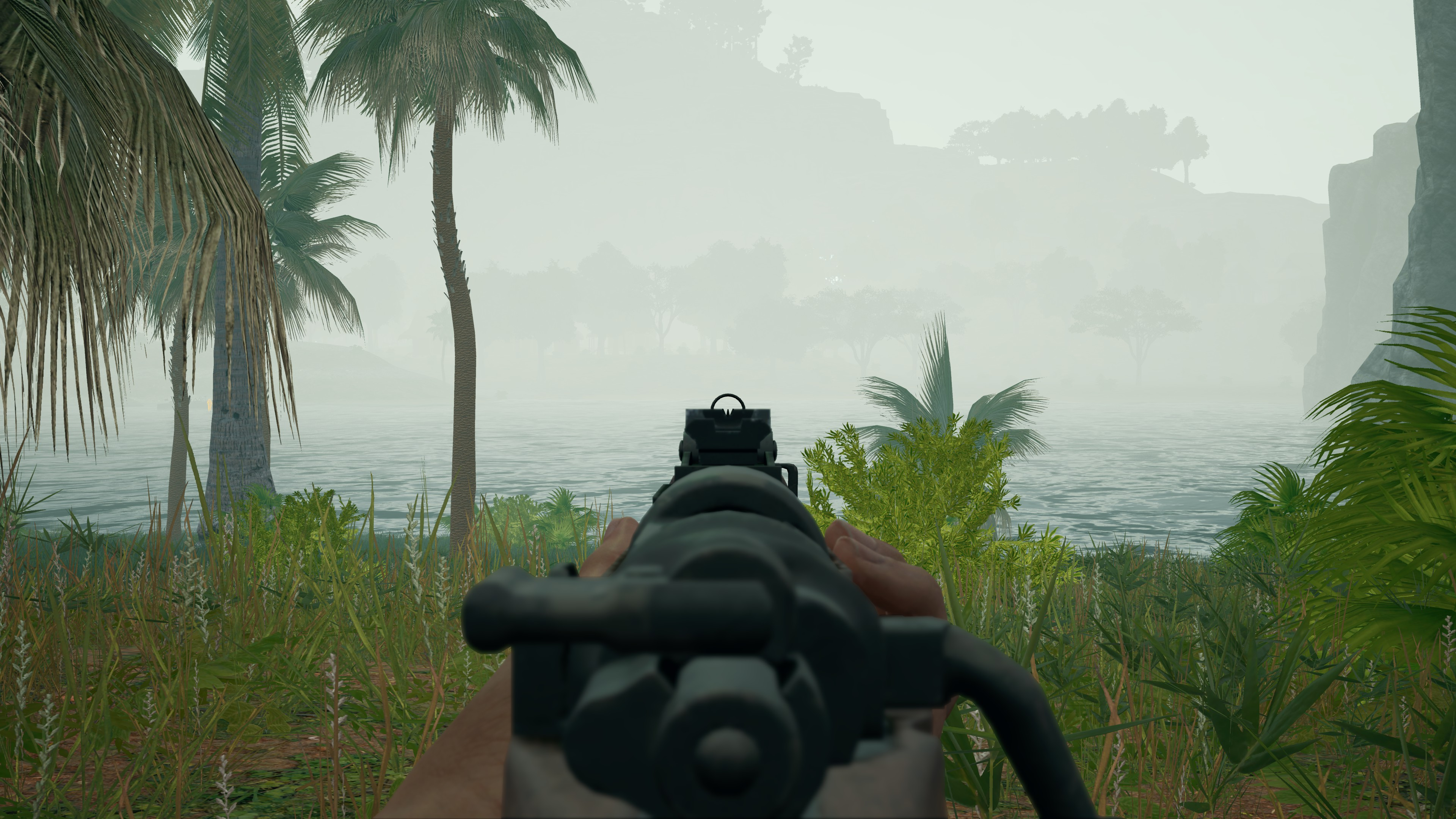 PUBG Corp  is tricking quitters into playing rain and fog matches