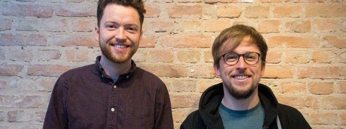 Rasa cofounders Alan Nichol and Alex Weidauer
