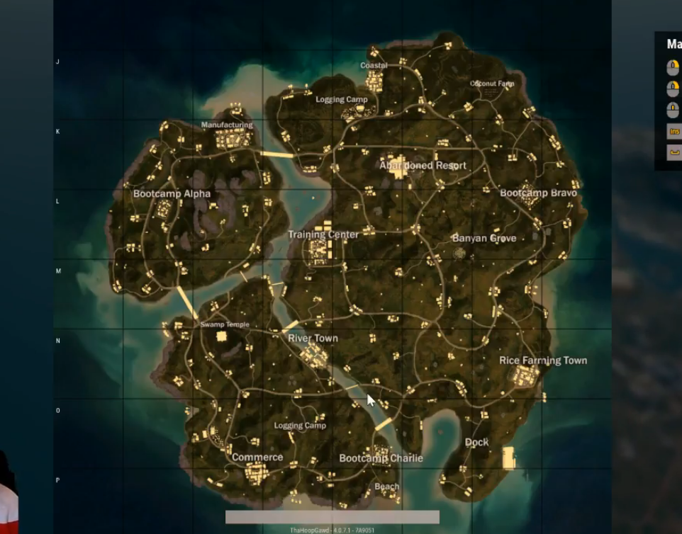 PUBG Corp  crafted its 4-by-4 Savage map to cater to Miramar haters