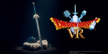 Dragon Quest VR game will hit Japan's VR Zone Shinjuku in late April