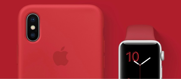 Apple debuts Product Red iPhone 8 and iPhone 8 Plus