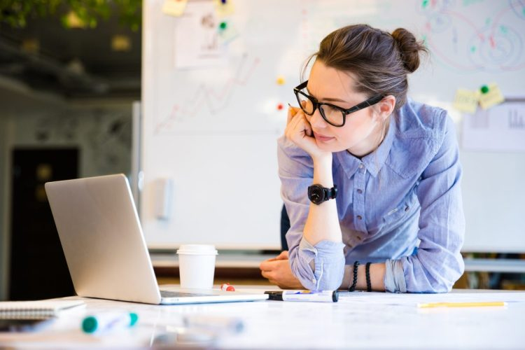 Women in tech leave their jobs because of lack of career growth.