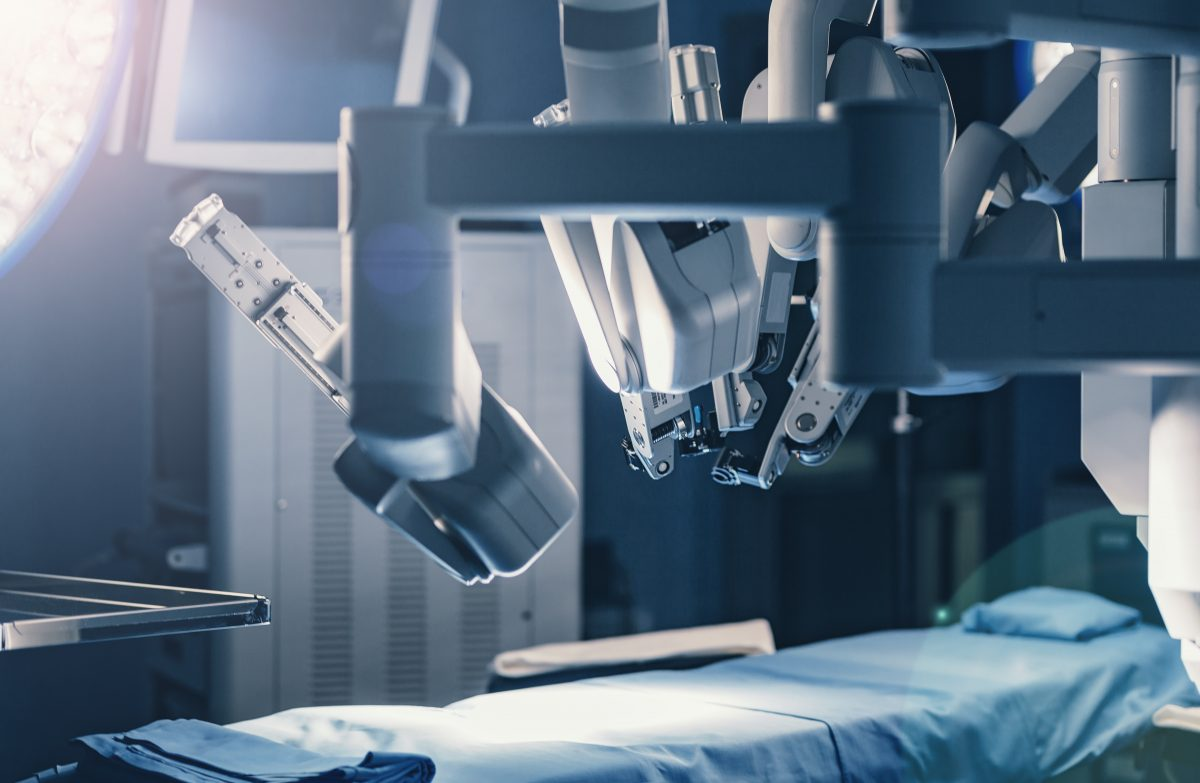 Researchers improve robot assisted surgery with AI