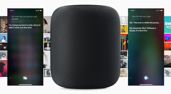 A private beta version of the Apple HomePod operating system adds new capabilities to the speaker's highly limited Siri digital assistant, according to ...