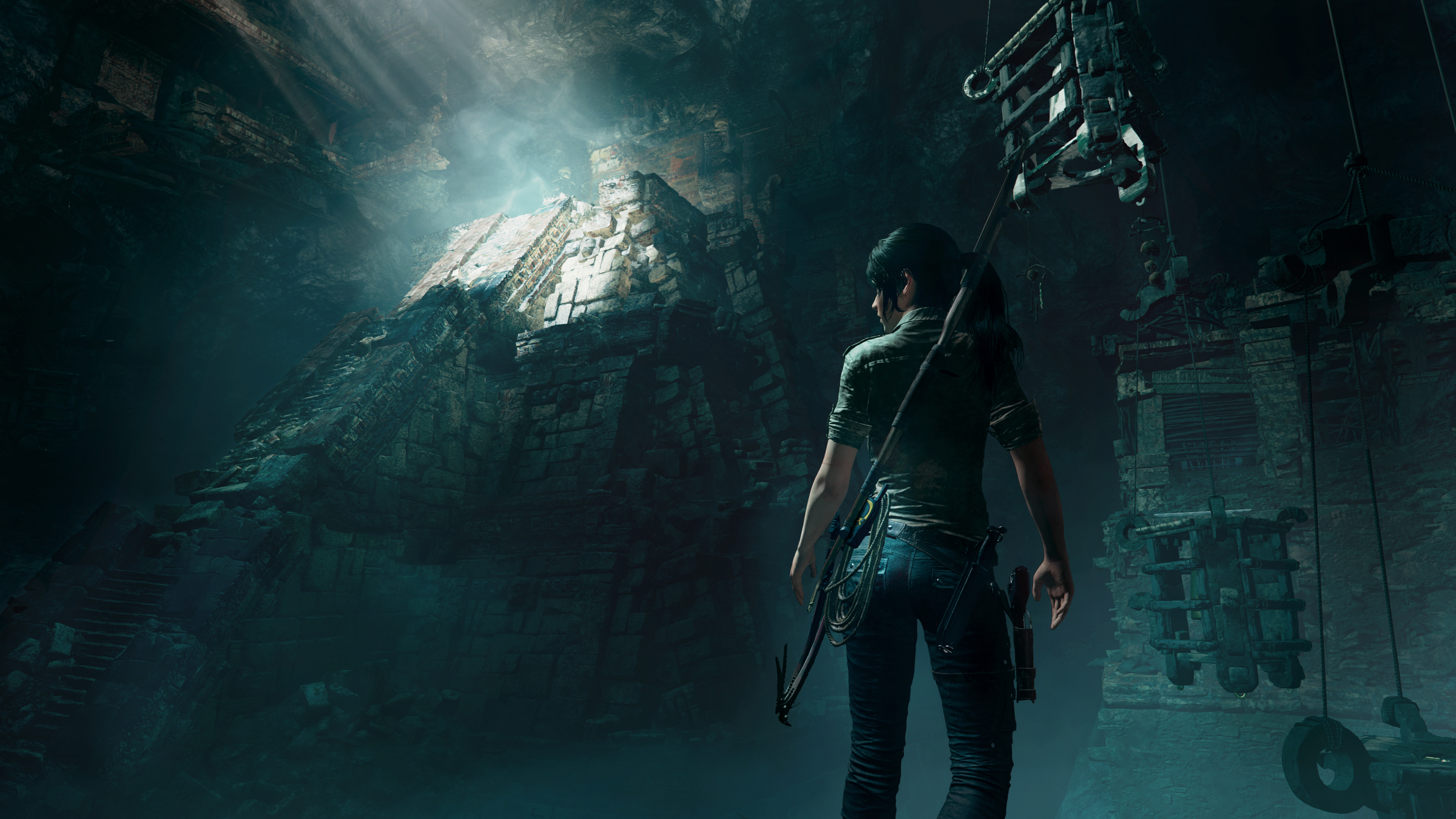 Eidos Montreal Boss David Anfossi Talks Shadow Of The Tomb Raider Deus Ex And The Avengers Venturebeat