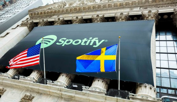 Spotify preparing to go public on the NYSE