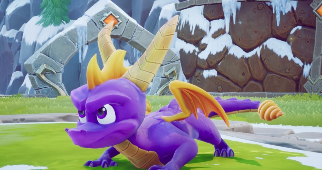 Spyro the Dragon is coming back.
