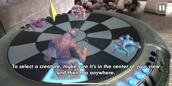 God of War and Star Wars Holochess get free iOS AR experiences