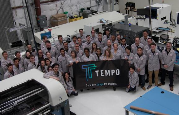 Tempo factory in San Francisco.