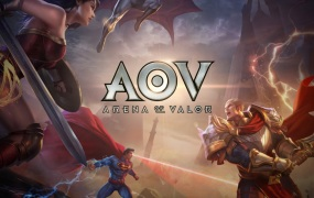 Arena of Valor is the Western version of Tencent's Honor of Kings.