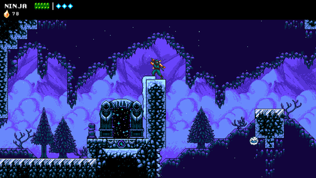 photo image Ninja Gaiden throwback The Messenger is great and makes me feel guilty