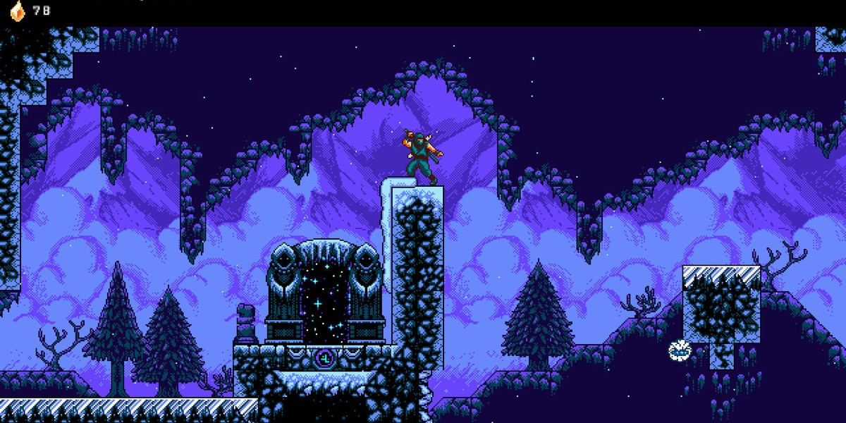 Expect Ninja Gaiden, and let The Messenger surprise you with how it changes over time.