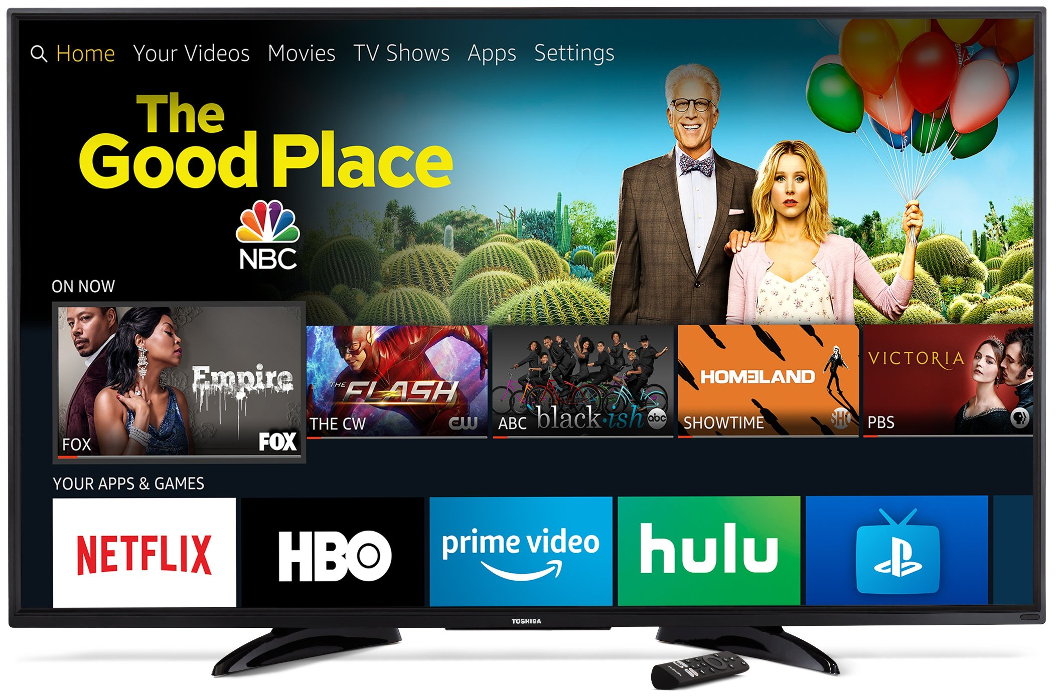 Amazon and Best Buy team up to sell smart TVs