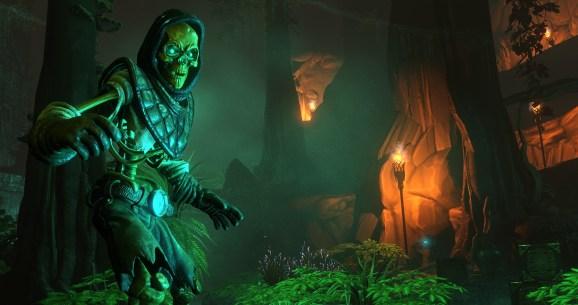 Underworld: Ascendant will have you explore a dark world of systems.