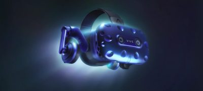HTC Vive Pro hands-on demo -- VR hits the restart button