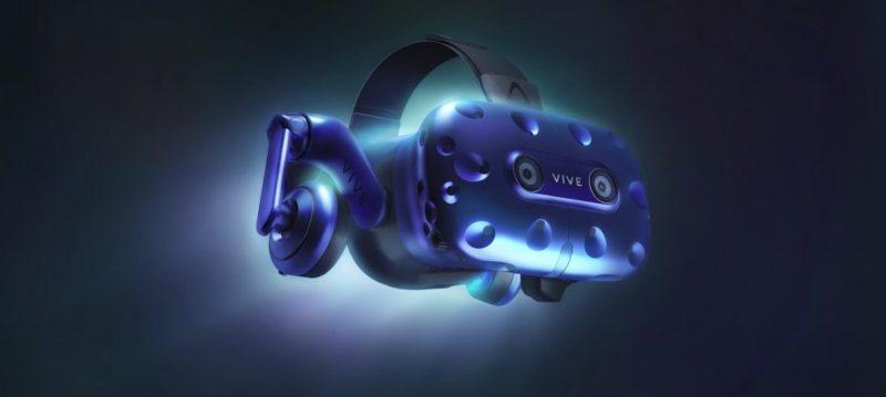 HTC's Vive Pro